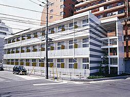 レオパレスパヴィヨン ブラン[2階]の外観