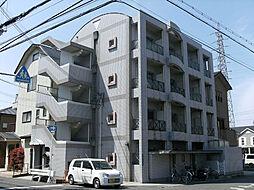 シャルマンフジ久米田五番館[405号室]の外観