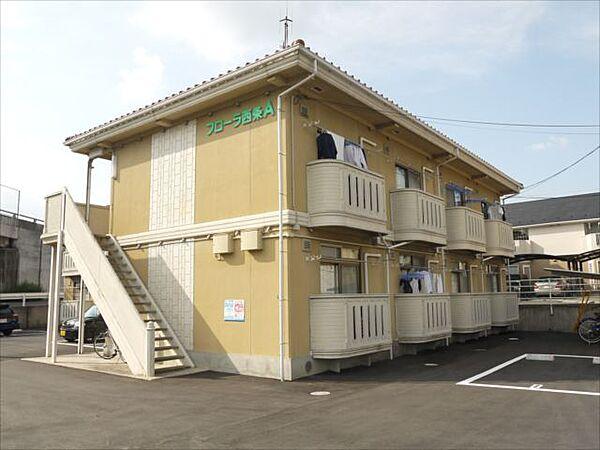 フローラ西条C 1階の賃貸【広島県 / 東広島市】