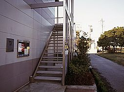 レオパレスモアサクレ[1階]の外観