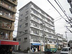 南浦和クイーンコーポD棟[6階]の外観