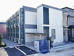 東京都葛飾区新宿3丁目の賃貸アパートの外観