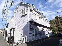 サクセスMG・金沢文庫A[1階]の外観