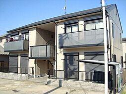 大阪府羽曳野市古市3丁目の賃貸アパートの外観