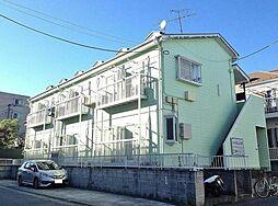千葉県市川市塩焼1の賃貸アパートの外観