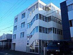 ビッグバーンズマンション南郷II[302号室]の外観