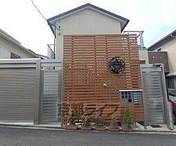 京都府京都市伏見区桃山長岡越中南町の賃貸アパートの外観