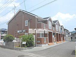 静岡県静岡市葵区与一4の賃貸アパートの外観