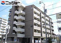 シティヴィラ中浜田[2階]の外観