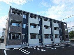 愛知県刈谷市小山町8丁目の賃貸アパートの外観