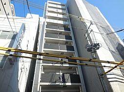 フレアコート北浜[9階]の外観