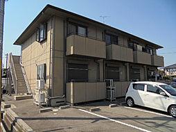 神鉄三田線 五社駅 徒歩10分の賃貸アパート