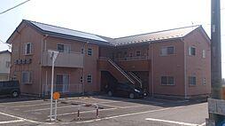 MIKIハイツ1[1階]の外観