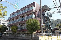 大阪府大阪市平野区長吉長原東3丁目の賃貸マンションの外観