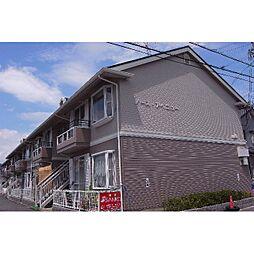 奈良県桜井市戒重の賃貸アパートの外観