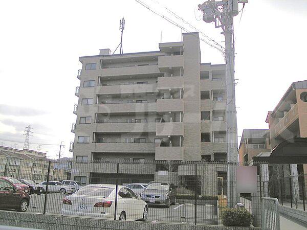 京都府京都市南区久世中久世町1丁目の賃貸マンション