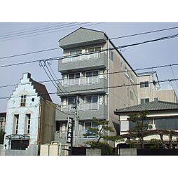 静岡県静岡市葵区安西の賃貸マンションの外観