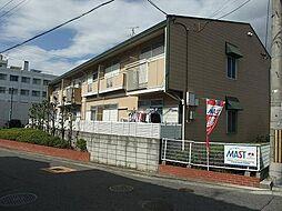 ハイマート上野芝[101号室]の外観