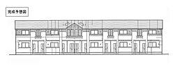 仮)中島田3丁目アパートA[202号室]の外観