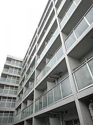 ウィスティリア高津[6階]の外観