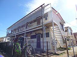 錦荘C[2階]の外観