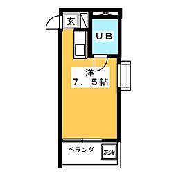 シティライフ八事[3階]の間取り