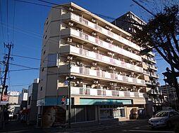 静岡県浜松市中区紺屋町の賃貸マンションの外観