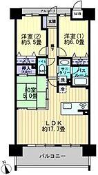 岩国駅 11.8万円