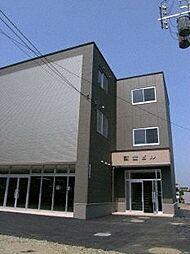 北海道札幌市西区西野一条3丁目の賃貸マンションの外観