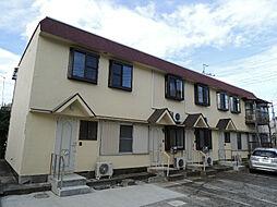 [テラスハウス] 東京都八王子市散田町4丁目 の賃貸【/】の外観