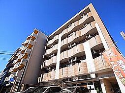 千葉県我孫子市天王台1丁目の賃貸マンションの外観