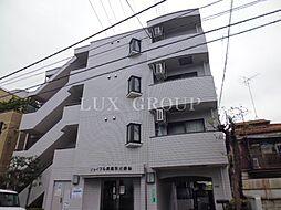 ジョイフル武蔵関弐番館[2階]の外観