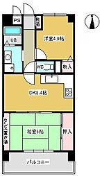 バスタ 303[3階]の間取り