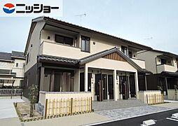 グリーンステージ松井町 A棟[1階]の外観