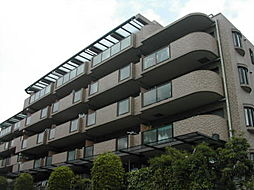 ヴェルナール富雄3番館[4階]の外観