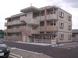 宮崎県都城市南横市町の賃貸マンションの外観