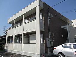 埼玉県鴻巣市本町3丁目の賃貸アパートの外観