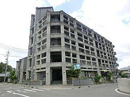 長野県松本市白板1丁目の賃貸マンションの外観