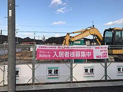 三田市福島店舗マンション新築工事