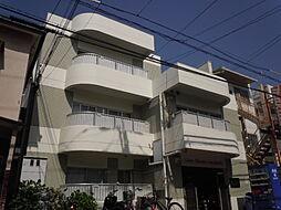 ライオンズマンション三条口[2階]の外観