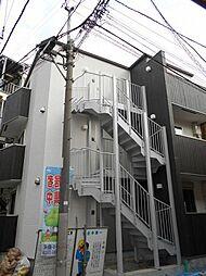 東京都墨田区京島1丁目の賃貸アパートの外観