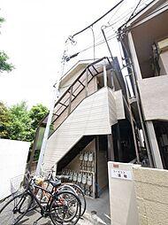 東京都杉並区天沼1丁目の賃貸アパートの外観