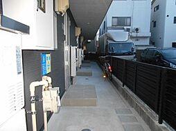 ルシェル豊[1階]の外観