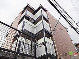 レオパレスアブリール3番館[2階]の外観