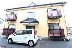新潟県新潟市中央区堀割町の賃貸アパートの外観