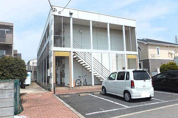 三橋[102号室]の外観