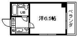Rinon脇浜 リノン脇浜[606号室]の間取り