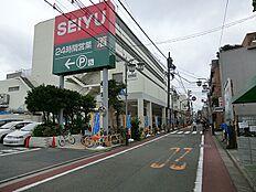 西友富士見ヶ丘店:徒歩5分(330m)
