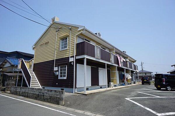 パールハイツ三蔵子 2階の賃貸【愛知県 / 豊川市】