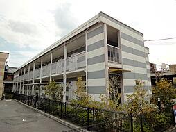 兵庫県高砂市高砂町藍屋町の賃貸アパートの外観